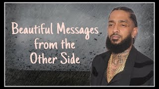 Amazing Spirit Box: Nipsey Hussle messages from the OTHER SIDE  (2019)