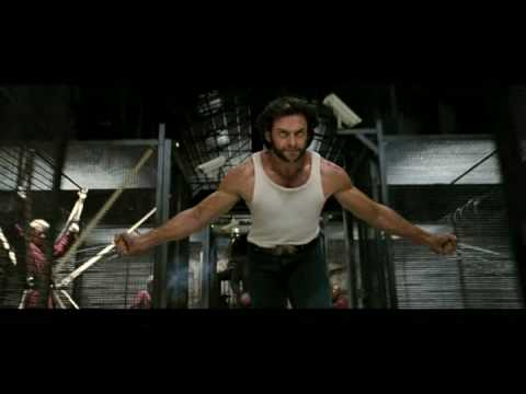 X-MEN ORIGINS: WOLVERINE HD HQ TRAILER