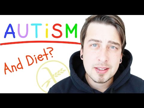 AUTISM DIET - Autism, Aspergers And ADHD Food and Diet