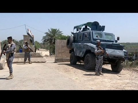 Iraq moves to protect Baghdad amid Tikrit offensive