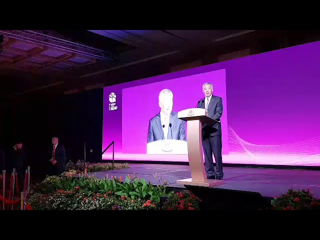 Asean Business and Investment Summit: PM Lee's opening address