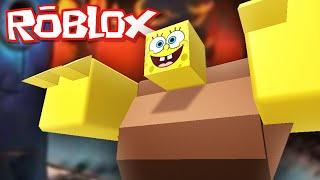 Roblox Adventures / Terror in Bikini Bottom / Zombie Spongebob Attack!