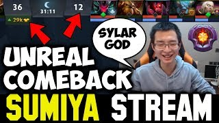 How Sylar Carry Me in an Impossible Comeback | Sumiya Facecam Stream Moment #320