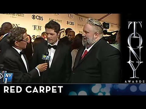 2014 Tony Awards: Red Carpet - Tom Kitt and Brian Yorkey