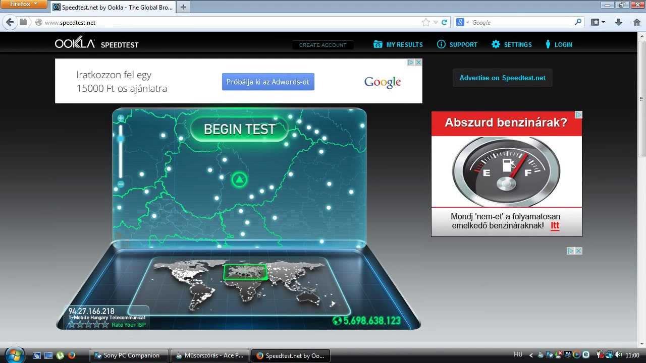 Speedtest telekom