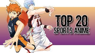 Top 20 Sports Anime