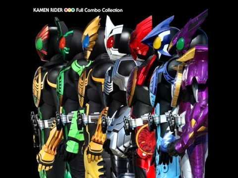 Kamen Rider Ooo Mashup! video