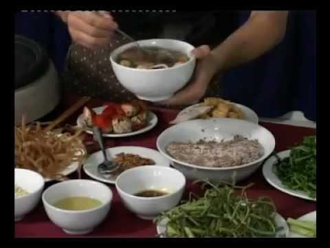 Bánh đa nấu cua đồng - Làng Cua đồng - Danhsachviet.com