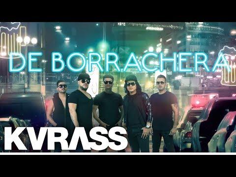 La Borrachera (Video Lyrics) - Grupo Kvrass