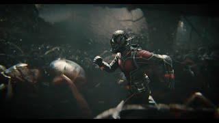Marvel's Ant-Man trailer 1 UK - OFFICIAL | HD