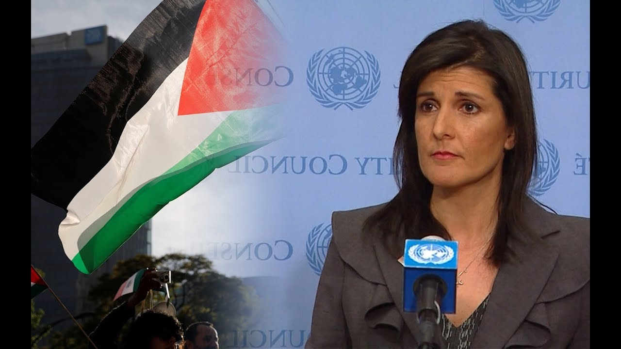 US will withdraw funding if Palestinians reject peace talks
