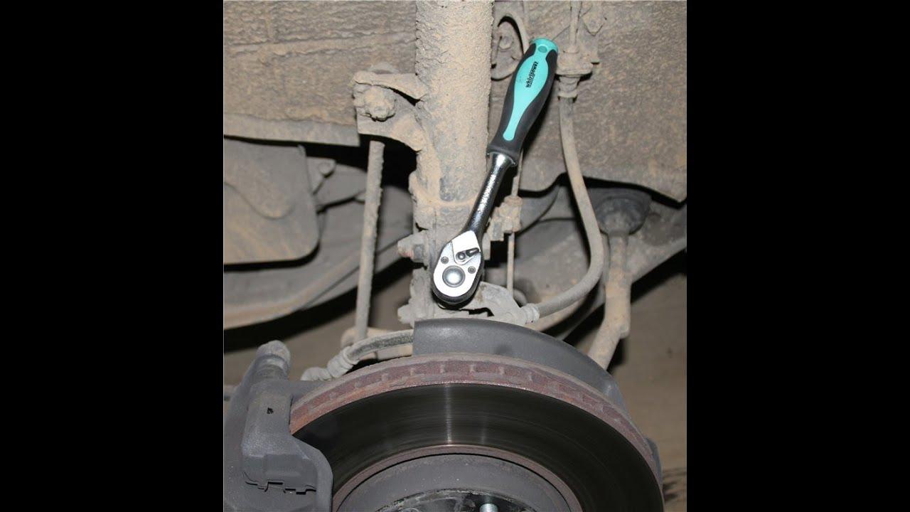 Киа спектра ремонт тормоза