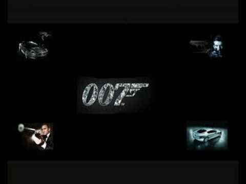 James bond Theme remix by David Arnold