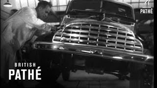 Science Behind The Car Reel 1 (1950-1959)