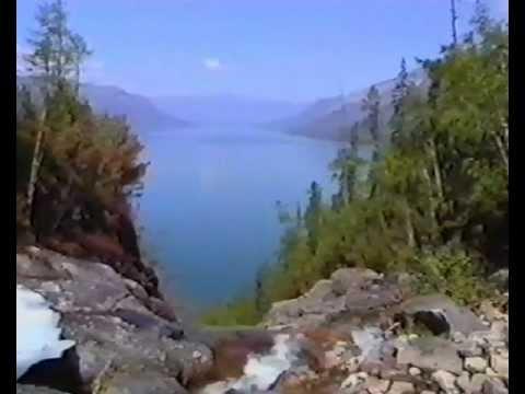 Витимский заповедник - озеро Орон