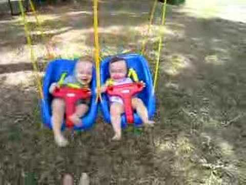 Jimmy & Katie Swinging