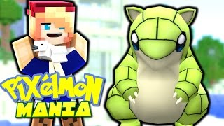 Pixelmon Mania - PARTNER POKEMON! (Minecraft Pixelmon Roleplay) #3