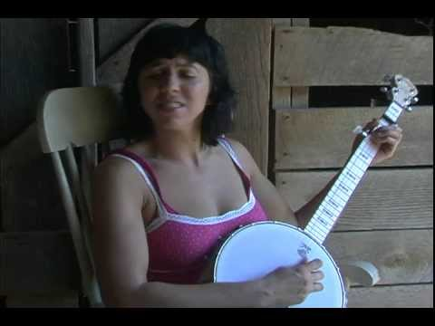 Mean Mary - Big Red Barn (banjo, fiddle and mandolin)