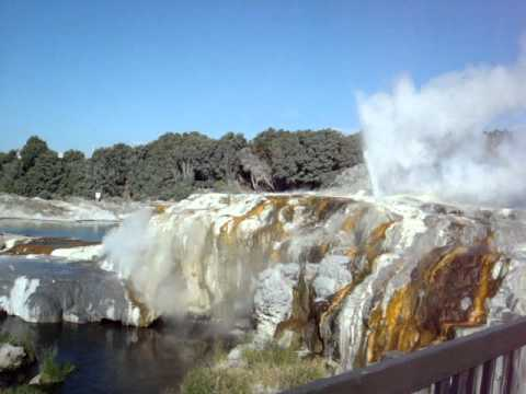 Big Splash Geyser