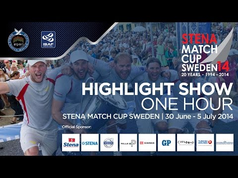 Stena Match Cup Sweden 2014 - One Hour Highlights