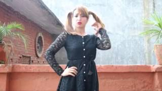 CARTOONZ CREW . Aashma Boswokarma ,CUTE VIDEO EVER !