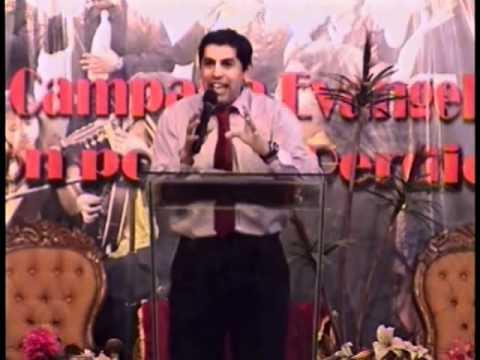 Pastor Victor Concha Merino TEMA: Flechas en las manos de Dios