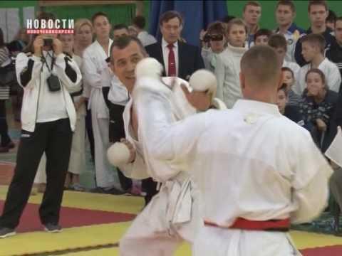 В Новочебоксарске состоялся кубок России по каратэ WKC