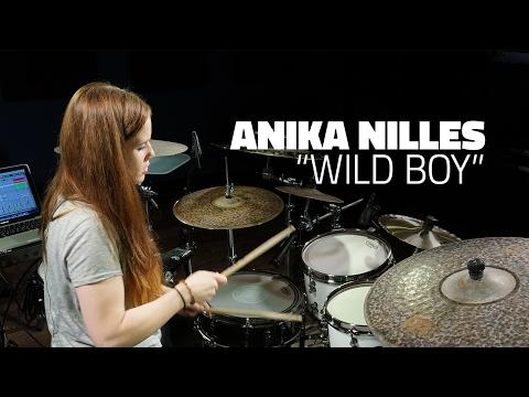 Anika Nilles - Wild Boy (Drumeo)