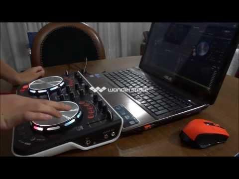 Electro House Music testing DDJ-WEGO by Lucas Amon