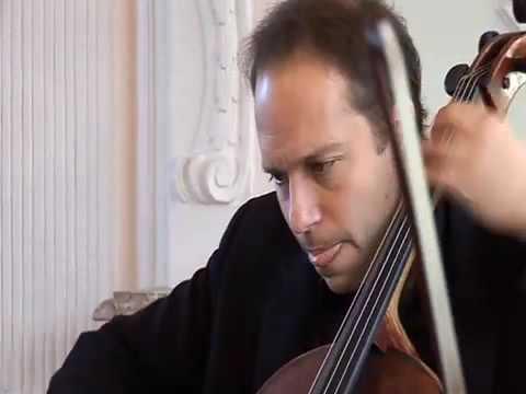 The St. Lawrence String Quartet Dvorak Op 106 (excerpts)