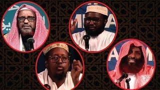 Su aalo & Jawaabo Sh Cumar faruq || sh M Osman || sh M Rashaad || Sh A.llahi Ali