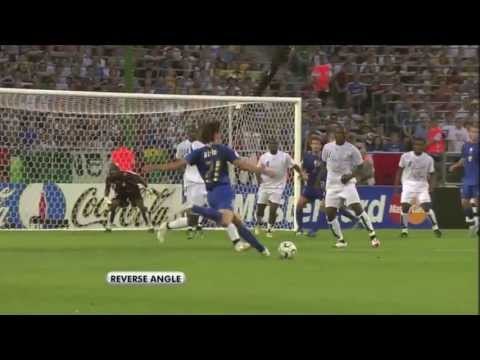 Italy's road to World Cup 2006