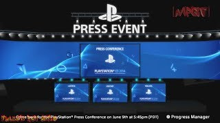 PS4 - PS E3 2014 App Tutorial & Overview - 1080p HD