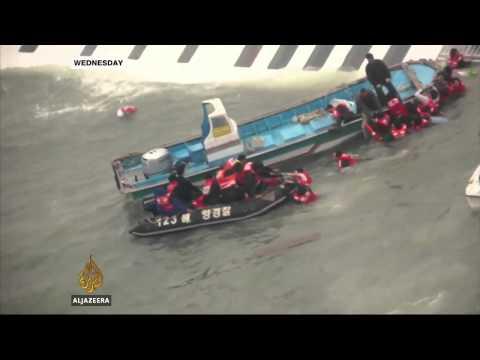 S Korea ferry tragedy death toll rises