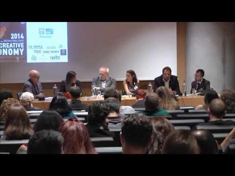 The Creative Economy in Greece International Event - edited