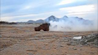 Cannon Firing super slow mo 1-14-12