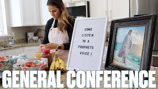 THIS IS OUR SUPER BOWL WEEKEND | GENERAL CONFERENCE WEEKEND FAMILY TRADITIONS