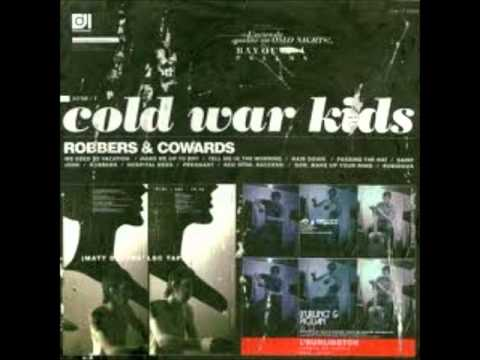 Cold War Kids - Sermons Vs The Gospel