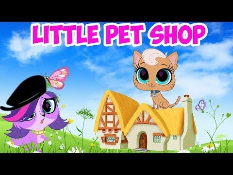 LPS ПЕТШОПЫ | СЕРИАЛ | Little Pet Shop | ДЕНЬ РОЖДЕНИЯ | 1-я серия