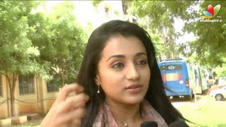 Boologam - Jayam Ravi, Trisha Krishnan Interview | Boologam Movie Shooting Spot | Prakash Raj | Making