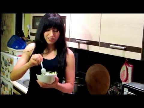 Жиросжигание: салат из яиц с огурцом [спортивная диета]