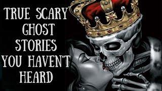 4 True Scary Stories (Haunted Houses, Demons, Hospital Spirit)