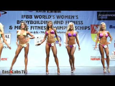 Denisa Lipovska pred 2013 Arnold Classic Amateur   interview pre EastLabs Radio