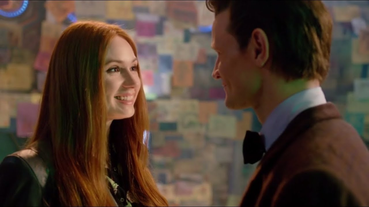 Doctor Who Goodbye Raggedy Man Matt Smith 2010 2013