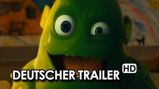 GESPENSTERJÄGER Trailer Deutsch | German (2015) HD