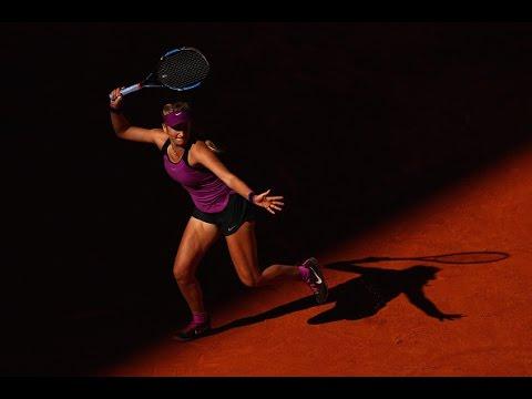 2016 Mutua Madrid Open Second Round | Victoria Azarenka vs Alize Cornet | WTA Highlights