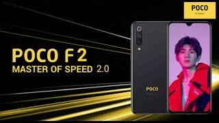 Pocophone F2 - Power To You - Price, Specifications, Release Date in INDIA   Poco F2 Latest Leaks