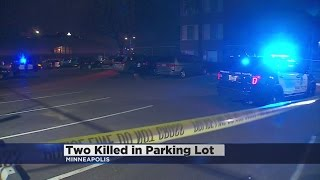 2 Men Killed, 1 Injured In South Mpls. Triple Shooting