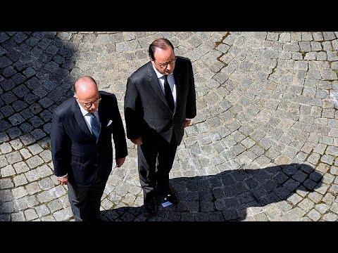 Minute de silence à Nice : le cortège de Manuel Valls hué par la foule