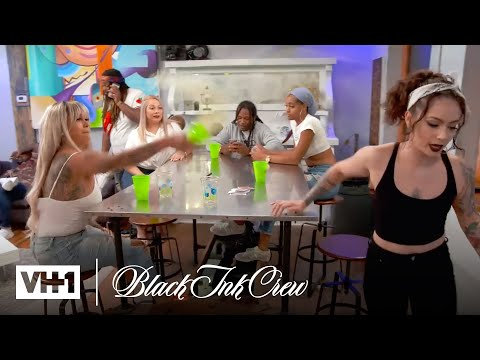 Lily Fights Gina | Black Ink Crew: Chicago